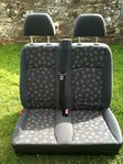 MB 639 Front Passenger Double Seat
