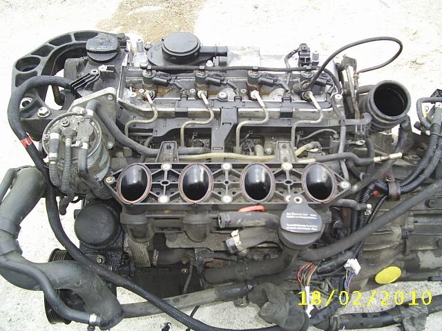 Mercedes Vito V Class 638 Cdi Engine Cps Motors
